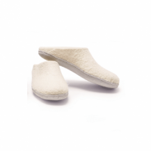 Glerups shoe without heel - White