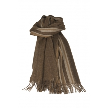 Elvang Scarf - Brown Stripe
