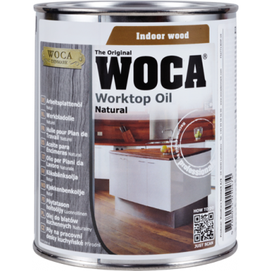Image of WOCA Worktop Oil