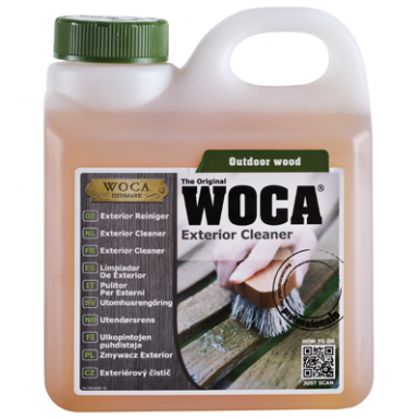 Image of WOCA Exterior cleaner
