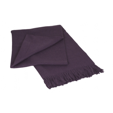 Image of Classic Throw - Lilac