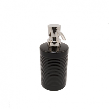 Image of Tinto Gloss Black - Soap Dispenser