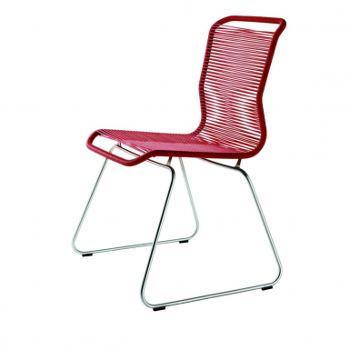 Image of Panton One Chair - Red