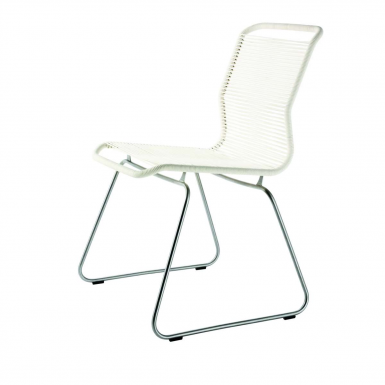Image of Panton One Chair - White