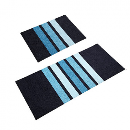 Scala All Round Mat - Turquoise