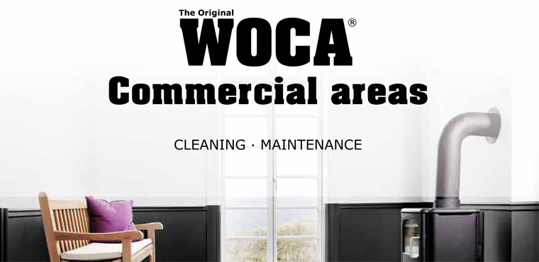 WOCA Commercial Areas