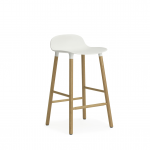 Form Barstool - Wood