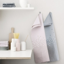 GJD Bubbles Tea towel