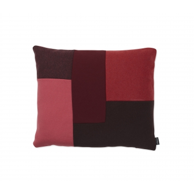 Image of Brick Cushion - Red