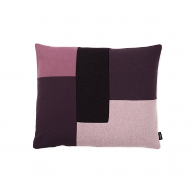 Image of Brick Cushion - Purple