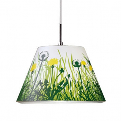 Image of CrossOver Outdoor Shade - Green Grass
