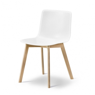 Image of Pato Wood Base Chair