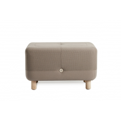 Image of Sumo Pouf - Beige