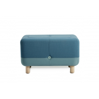 Image of Sumo Pouf - Turquoise