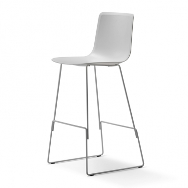 Image of Pato Sledge Bar Stool