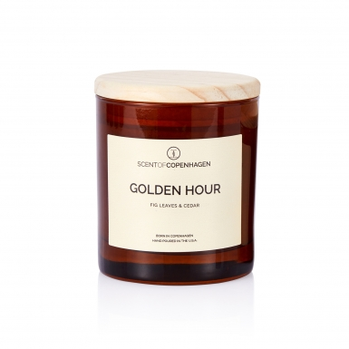 Image of Golden Hour Scented Candle