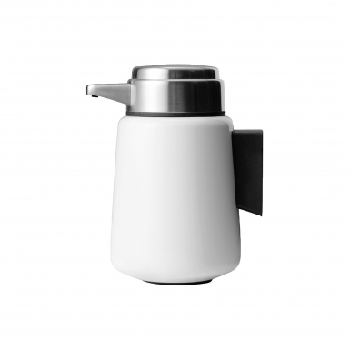 Image of Vipp 9 - Wall Soap Dispenser