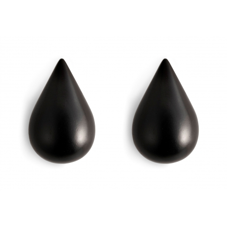 Dropit Hooks (2 set) - Black