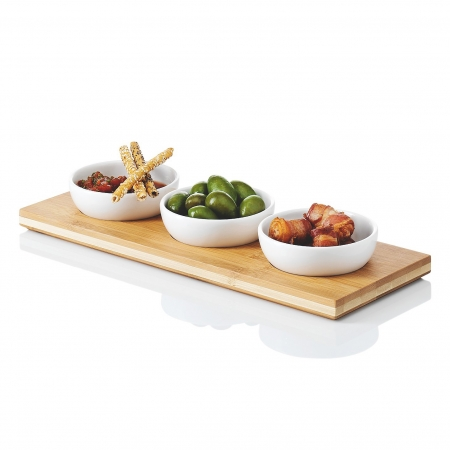 Tasting Tray with Multi Bowls
