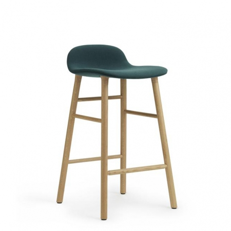 Form Kitchen Stool - Upholstery